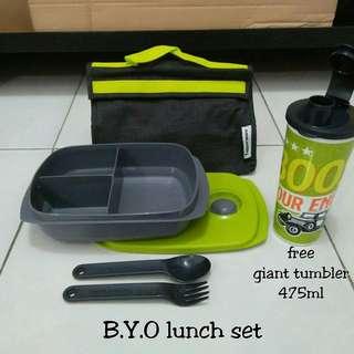 Byo lunch set