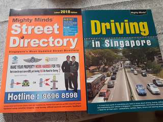 Street Directory & Driving in singapore