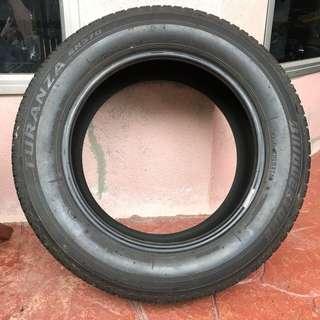 Bridgestone Turanza, 215/60R16 - spare tyre
