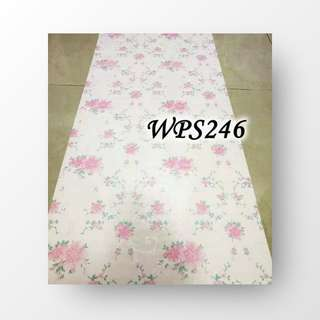 Wallpaper wallsticker dinding