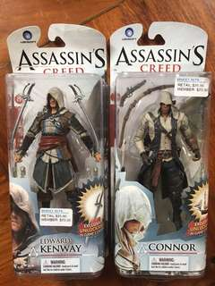 Assassin's Creed Toys