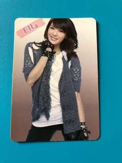 (包郵) 官恩娜 Yes卡 / Ella Yes Card