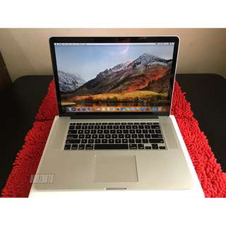 MACBOOK PRO 15 Inc 2015 (MJLT2), Intel i7, VGA Radeon R9, SSD 512 Gb