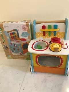 Kitchen toy,walker