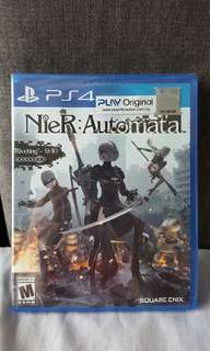 PS4 NIER AUTOMATA (R1) marvel dc spawn neca shf hot toys