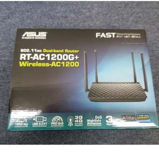 Asus RT-AC1200G+ Dual Band Wireless Gigabit Router