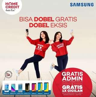 Samsung j series lg double promo proses 3 menit ajah