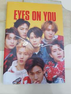 GOT7 Eyes On You 專輯連 Poster
