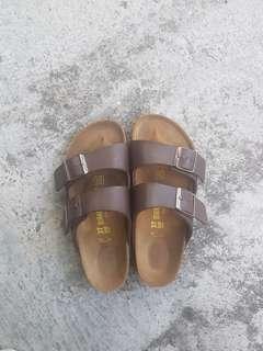 BIRKENSTOCK Brown Sandals