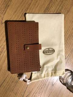 Dompet fossil wallet brand new