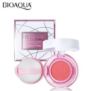 GV Authentic BIOAQUA Airfit Cushion Blusher Moisturizer
