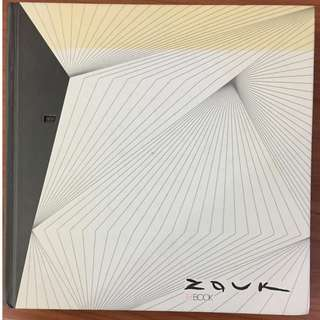 ZOUK the book (music-driven entertainment institution)