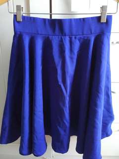 Blue skirt / Rok (Bangkok)