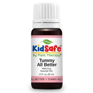 Plant Therapy Tummy All Better KidSafe Essential Oil 10 mL