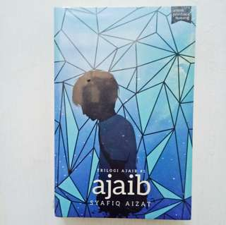 Novel Fixi - Ajaib Trilogi #1 by Syafiq Aizat
