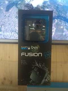 Kamera Gopro Fusion 360° Kredit mudah proses 3 menit tanpa DP