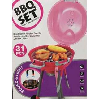 BBQ toy set with sounds