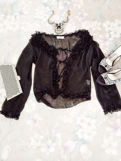 Black rample outer