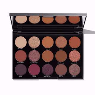 ✨ INSTOCK SALE: MORPHE EYESHADOW PALETTE - NIGHTMASTER 15N