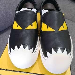 Fendi Bug Eyes Sneaker