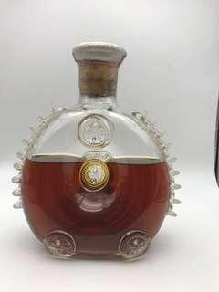 洋酒白頭路易十三(年代久遠)