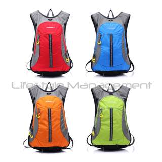 Hydration Shoulder Backpack Bag 2L (2 Litres) Water Reservoir TPU Bladder Outdoor Bicycle Sports Running Jogging Hiking Camping Cycling Bicycle Sports