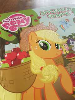 My Little Pony Applebuck Season