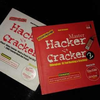 Take All Buku Hacker Vs Cracker