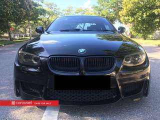 BMW 3 Series 325i Coupe Sunroof