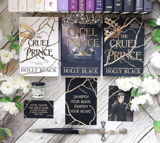 📚✨ THE CRUEL PRINCE (HOLLY BLACK)