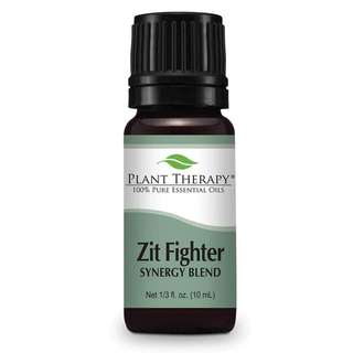 Plant Therapy Zit Fighter Synergy Essential Oil 10 mL