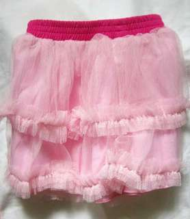 Pink Tutu Skirt (2T)