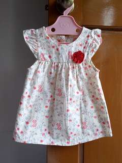 Bambini Floral Top (L)