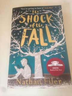 Preloved books: The shock of the fall