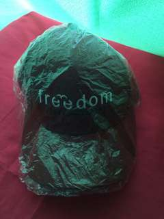 Free Size Baseball Cap Dark Red/Gray