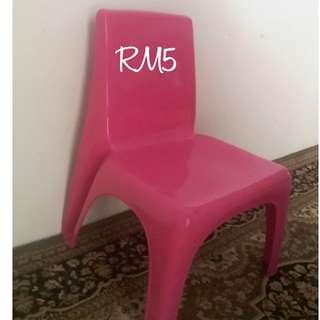 Kid chair (plastic chair)