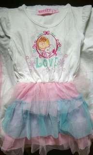 Tutu Dress (2T)