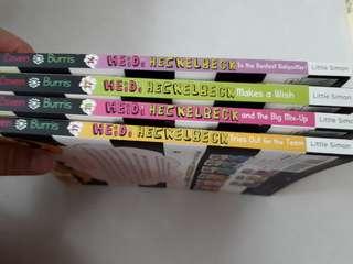 Preloved Heidi Heckelbeck series