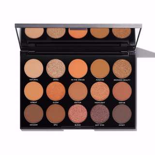✨ INSTOCK SALE: MORPHE 15D DAY SLAYER EYESHADOW PALETTE