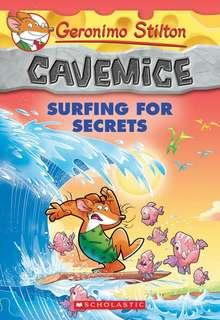 (BN) Geronimo Stilton Cavemice #8 Surfing for Secrets