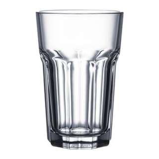 IKEA POKAL Gelas / Cangkir / Mug Minuman, kaca bening