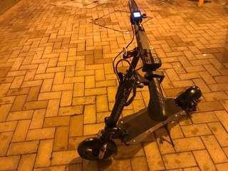 10吋電動滑板車