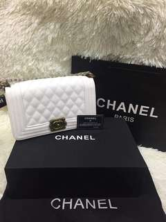 New! Chanel Le Boy