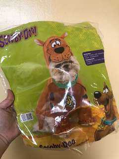 Rubie's scooby-doo! Pet costume clothes XL
