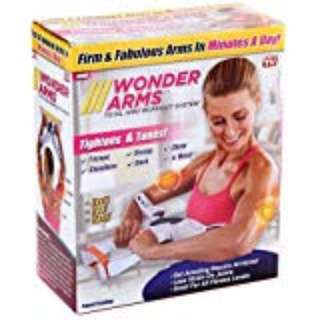 GV Wonder Arms Total Upper Body Workout