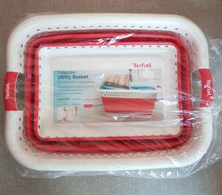 Tefal Collapsible Utility Basket