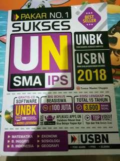 Sukses UN SMA IPS 2018