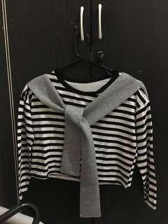Tshirt sweater