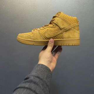 NIKE SB DUNK Yellow, All size