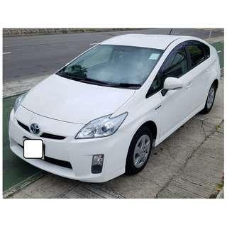 2011 TOYOTA PRIUS 1.8 HYBRIID 5座 混能車